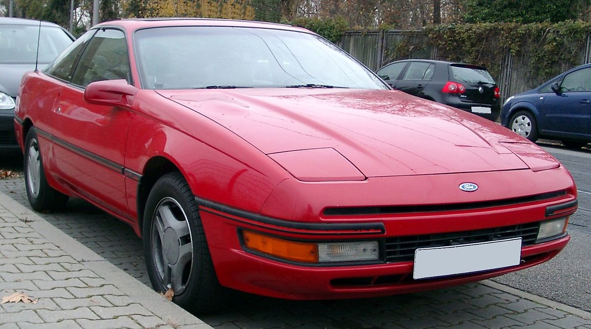 Px Ford Probe Front