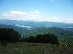 Les forêts de Sila avec lac Arvo dans le sfondo.jpg