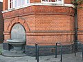 Former Camberwell Library (detail) - geograph.org.uk - 1898461.jpg