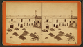 Fort Marion, interior, looking east, showing parapet walls and sentry box, heavy ordinance etc., St. Augustine, Fla, from Robert N. Dennis collection of stereoscopic views.png