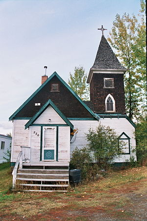 Fort Fraser, British Columbia - The Apostolic Lutheran Church in Fort Fraser