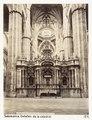 Fotografi av Salamanca. Detalles de la Catedral - Hallwylska museet - 105335.tif