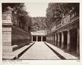 Fotografi på romersktbad i Nimes - Hallwylska museet - 107239.tif