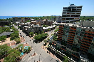 Evanston, Illinois City in Illinois, United States