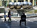 Fountains Square Scene - Baku - Azerbaijan - 02 (17906828396).jpg