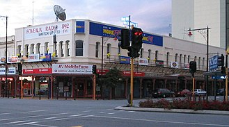 MediaWorks New Zealand - Invercargill's Foveaux Radio was one of several heritage stations to be transitioned to network programming.