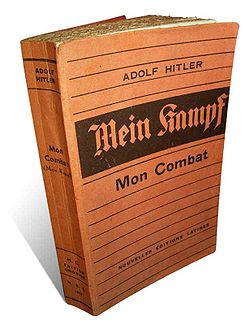 Image illustrative de l'article Mein Kampf