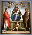 Fra bartolomeo, madonna col bambino e i santi stefano e giovanni battista 1510.JPG