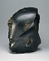 Fragment of a Royal Head, Probably Apries MET DT3837.jpg