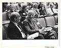 Francis Crick at Scientific Symposium, Stanford Univ, 1980 Wellcome L0042396.jpg