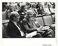 Francis Crick at Scientific Symposium, Stanford Univ, 1980 Wellcome L0042396.jpg