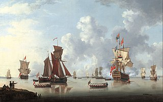 The Landing of the Sailor Prince at Spithead