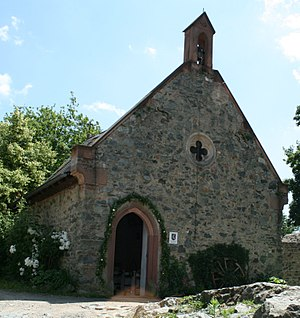 Frankenstein Castle - Frankenstein Castle - Chapel