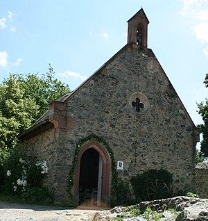 Frankenstein Castle - Frankenstein Castle - Chapel