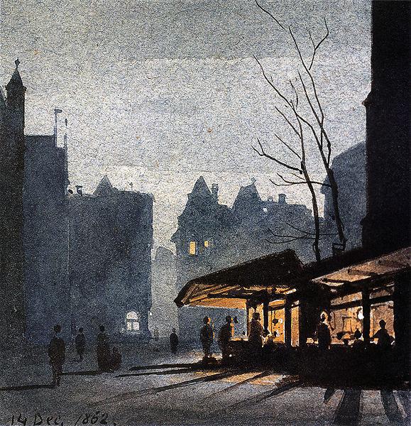 File:Frankfurt Am Main-Carl Theodor Reiffenstein-1822KK1993-012-Weihnachtsmarkt am Dom-1862.jpg