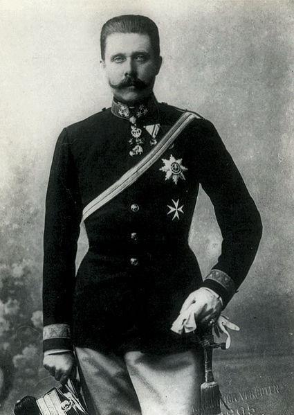 File:Franz Ferdinand d'Este, Erzherzog.jpg