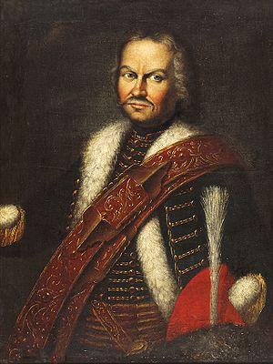 Trenck's Pandurs - Baron Franz von der Trenck
