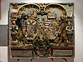 Franziskanermuseum Villingen - Habsburgische Wappentafel.JPG