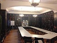 Frauenklinik in der Maistraße - Library.jpg