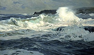 Southwesterly Gale, St. Ives