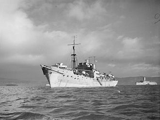 HMS Largs - Image: Freefrench british captured hms CHARLES PLUMIER