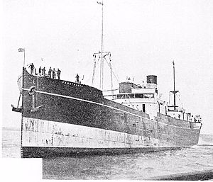 Pennyworth (ship) - Pennyworth was the first freighter to bring cargo to Churchill's new port facilities, in 1932.