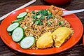 Fried rice with Musang King Durian; May 2016.jpg