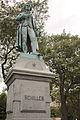 Friedrich Von Schiller Statue outside the Lincoln Park Conservatory-5053.jpg