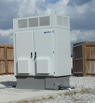 Emergency power system - A backup power fuel cell for telecom applications