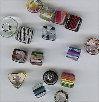Bead - Furnace glass beads
