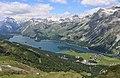 Furtschellas Bergstation Wanderung Wasserweg Sils Silsersee.jpg