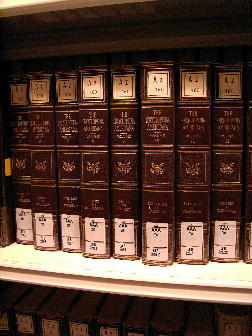 Göttingen-SUB-Encyclopedia.Americana