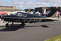 G-AYJR Piper PA-28-140 Cherokee C (8579386645).jpg