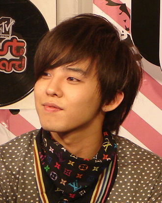 G-Dragon - G-Dragon at MTV Fast Forward, Thailand, 2007