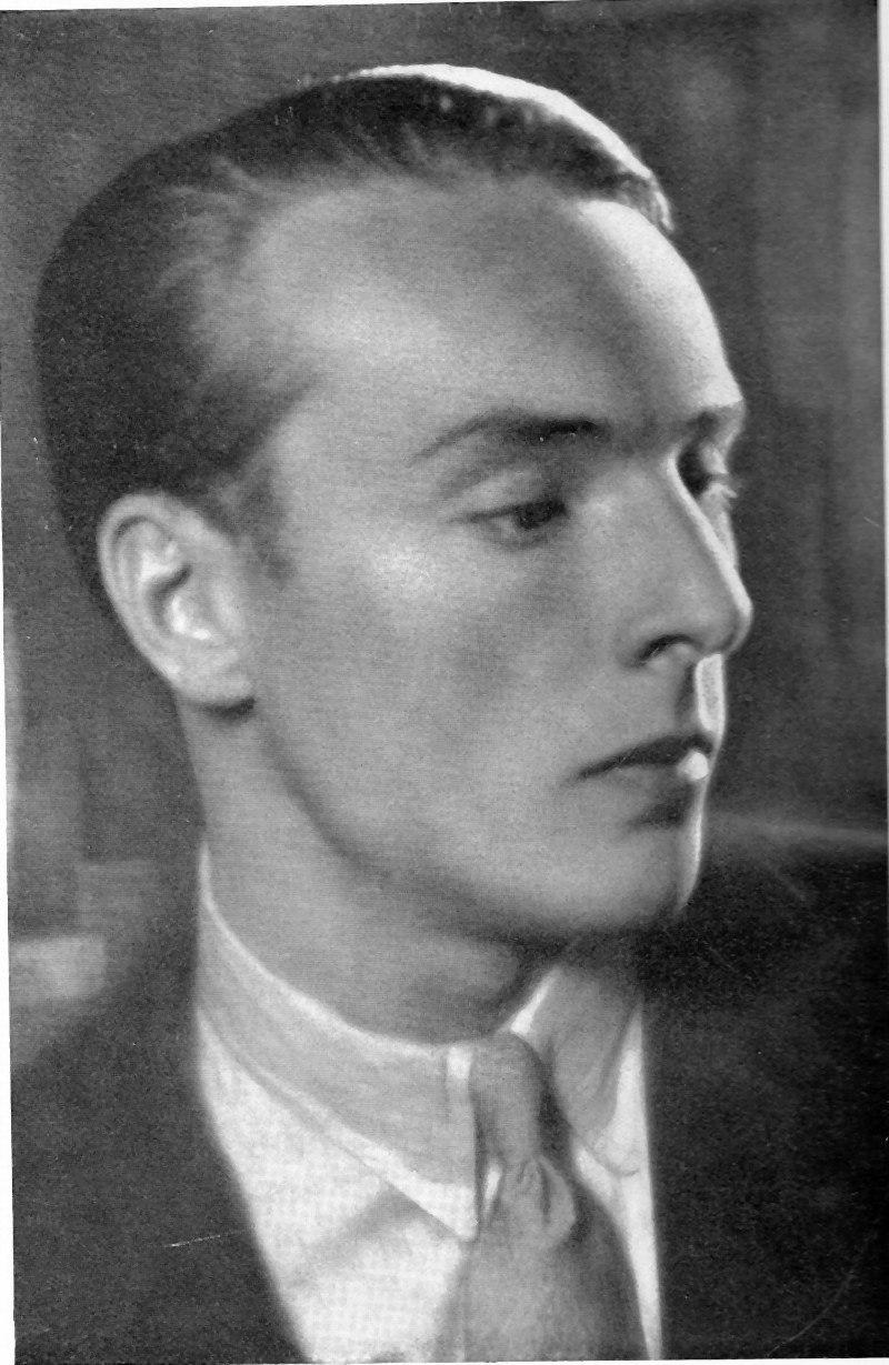 G. Balanchine (young)