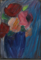 GROSSES STILLLEBEN- ROSEN IN ULTRAMARINBLAUER VASE.PNG
