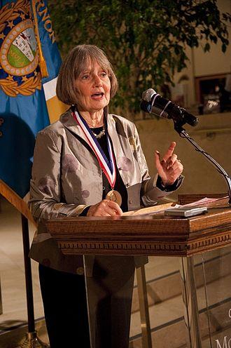 Pauline Maier - Image: GW Book Prize.Maier