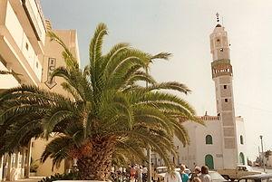 Gabès - Image: Gabes Minaret