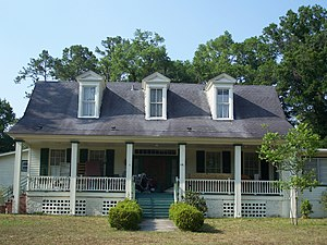 National Register of Historic Places listings in Alachua County, Florida - Image: Gainesville Bailey House 01