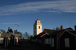 Världsarvet Gammelstads kirkeby
