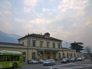 Aosta railway station