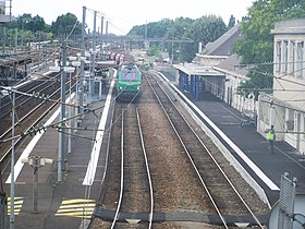 Image illustrative de l'article Gare de Saumur