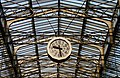 Gare de l'Est, Paris - Clock in the Main Hall.JPG