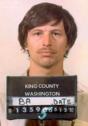 Gary Ridgway - Ridgway after a 1982 booking