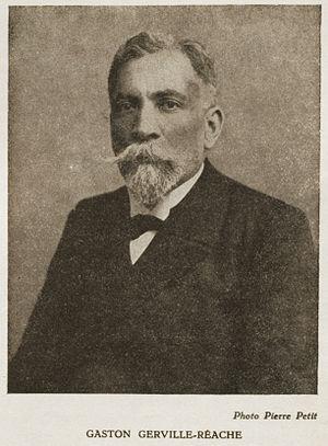 Gaston Gerville-Réache