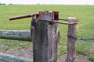 Hampshire gate