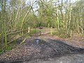 Gated access - geograph.org.uk - 1804214.jpg