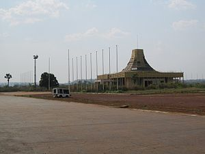 Gbado-Lite airport reception hall.jpg
