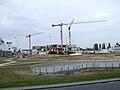 Gdańsk Oliwa - Uniwersytet Gdański Wydział Nauk Społecznych w budowie (3).JPG