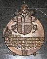 Gedenktafel Hinter der Katholischen Kirche 3 (Mitte) Johannes Paul II.jpg